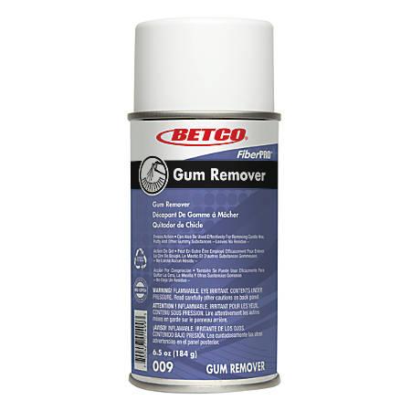 Betco® Fiberpro® Gum Remover, 6.5 Oz, Case Of 12 Cans