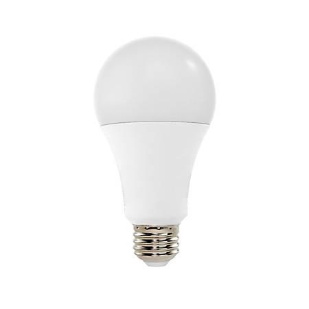 Euri A21 LED Bulb, Dimmable, 16 Watt, 1600 Lumens, 2700K/Soft White, Pack Of 10 Bulbs