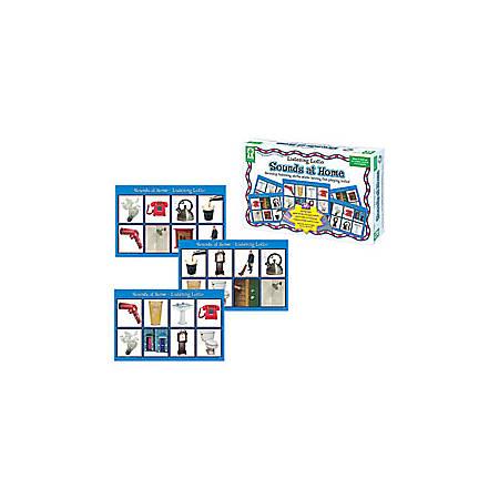 Carson-Dellosa Key Education Listening Lotto Game — Sounds At Home