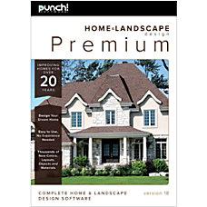 Punch Software Home And Landscape Design