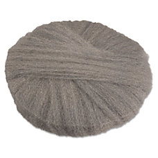 GMT Radial Steel Wool Floor Pads
