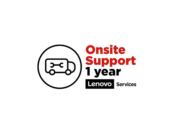 Lenovo MA ServicePac - 1 Year Extended Service - Service - 9 x 5 - On-site - Maintenance - Parts & Labor - Physical Service