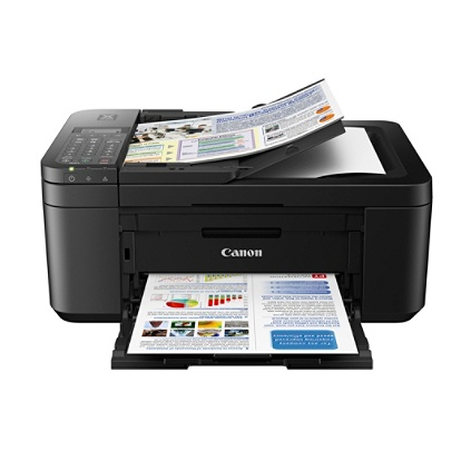 1a07aa3cd18d Canon PIXMA™ TR4520 Wireless Color Inkjet All-In-One Printer, Scanner,. Use  + and - keys to zoom in and out, arrow keys move the zoomed portion of the  image