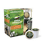 Green Mountain Coffee® Breakfast Blend Decaffeinated Coffee Single-Serve K-Cups®, Carton Of 18
