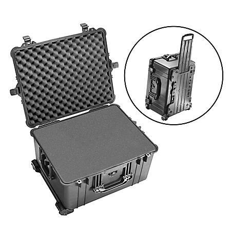 "Pelican™ 1620 Rolling Case, 24.64"" x 19.39"" x 13.78"""