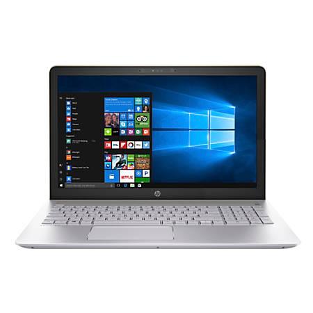 "HP Pavilion 15-cc065nr Laptop, 15.6"" Touch Screen, 7th Gen Intel® Core™ i3, 8GB Memory, 1TB Hard Drive, Windows® 10 Home"