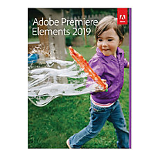 Adobe Premiere Elements 2019 Mac Download