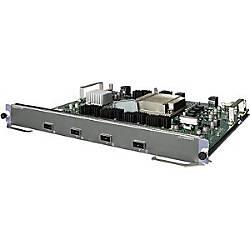 HPE 10500 4 port 40GbE QSFP