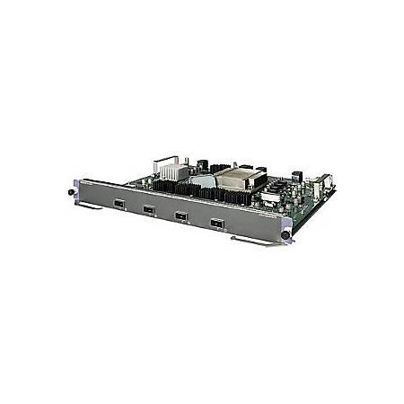 HPE 10500 4-port 40GbE QSFP SF Module