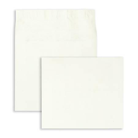 "Quality Park® Survivor® Tyvek® Expansion Envelopes, Open Side, 12"" x 16"" x 4"", White, Box Of 50"