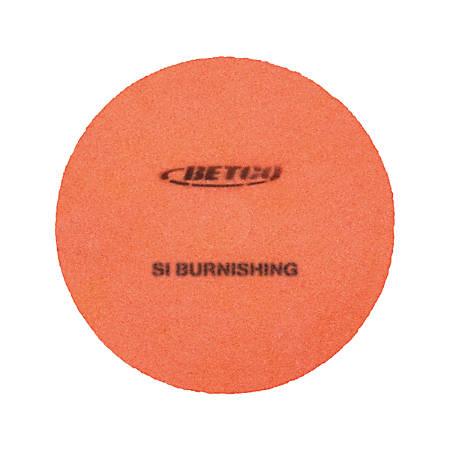 """Betco® Crete Rx Burnishing Pads, 21"""", Pack Of 5"""