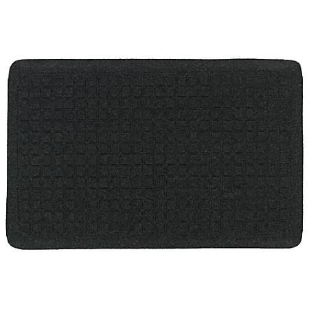 "GetFit Standing Mat, 22"" x 50"", Coal Black"