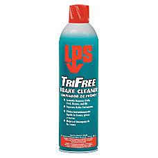 TriFree Brake Cleaners 15 oz Aerosol