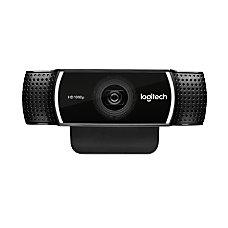 Logitech C922 Pro Stream 20 Megapixel