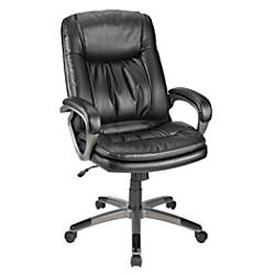 Realspace Harrington II High Back Chair
