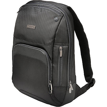 "Kensington Triple Trek Ultrabook Optimized Backpack - Notebook carrying backpack - 14"""