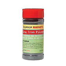 Dowling Magnets Iron Filings 12 Oz