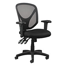 Realspace MFTC 200 Multifunction Ergonomic Super