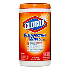 Clorox Disinfecting Wipes Ready To Use