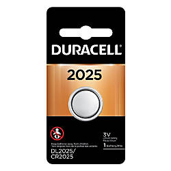 Duracell 3 Volt Lithium Security Battery