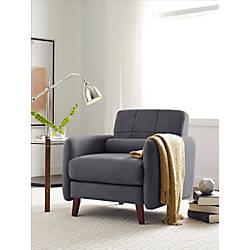 Serta Savanna Collection Arm Chair Slate