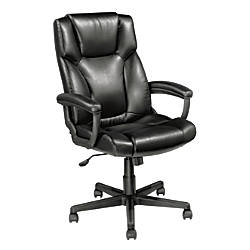 Realspace Breckland High Back Executive Chair
