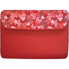 SUMO Camo iPad Sleeve Red