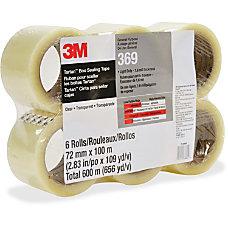 Tartan General Purpose Packaging Tape 283