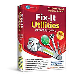 Fix It Utilities 12 Professional Traditional