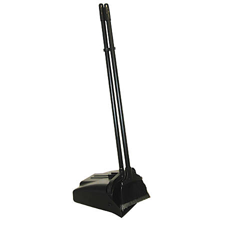 Continental Lobby Dust Pan And Synthetic Broom Set