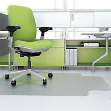 Deflecto EnvironMat Chair Mat For Hard