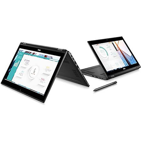 Dell™ Latitude 5289 Ultrabook Laptop, 12 5