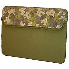 SUMO Camo iPad Sleeve Green