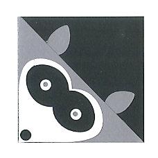 Sizzix Bigz Dies Bookmark Corner Raccoon