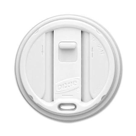 Dixie Smart Top Reclosable Hot Cup Lids