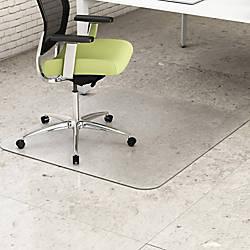 Deflecto EnvironMat Chair Mat For Hard