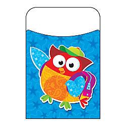 TREND Terrific Pockets Owl Stars 3
