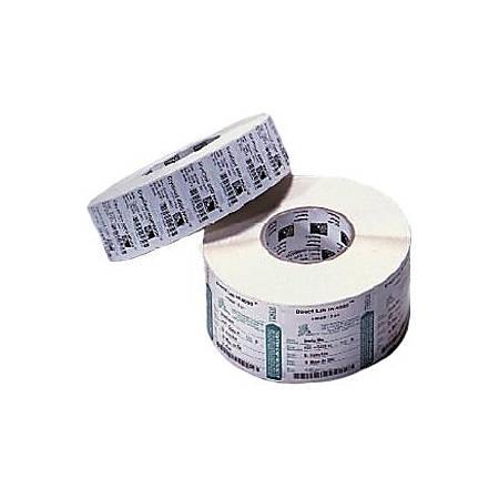 """Zebra Label Paper, E62121, 3"""" x 1"""" Thermal Transfer Zebra Z™Select 4000T, 3"""" Core"""