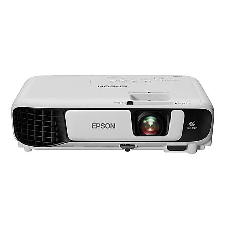 Epson EX5260 Wireless XGA 3LCD Projector, V11H843020