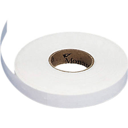 """Monarch Model 1105/1110 Pricemarker Labels - 4 7/64"""" Width x 2 5/64"""" Length - White - 1063 / Roll - 3 / Pack"""