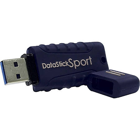 Centon MP Essential USB 3.0 Datastick Sport (Blue) 32GB - 32 GB - USB 3.0 - Blue