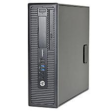 HP EliteDesk 800 G1 Refurbished Desktop