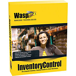 Inventory Control RF Professional - Box pack - 1 mobile device, 5 PCs - DVD - Win, Pocket PC