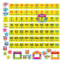 TREND Owl Stars Bulletin Board Set