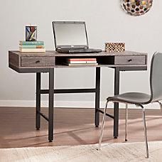 Southern Enterprises Ranleigh Wood Writing Desk