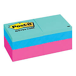 Post it Notes Memo Cubes 2