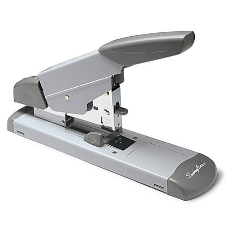Swingline® 390 Heavy-Duty Stapler, Platinum