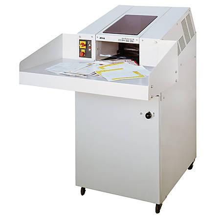 Ativa® V400C 120-Sheet Cross-Cut Shredder, White Glove Delivery
