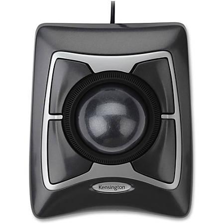 Kensington® Expert Mouse®, Gray/Black