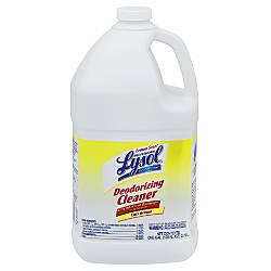 Reckitt Benckiser Lysol Disinfectant Deodorizing Cleaner